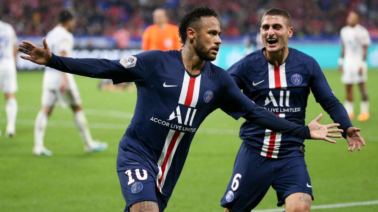 PSG boss: Neymar '100 percent' in after winner