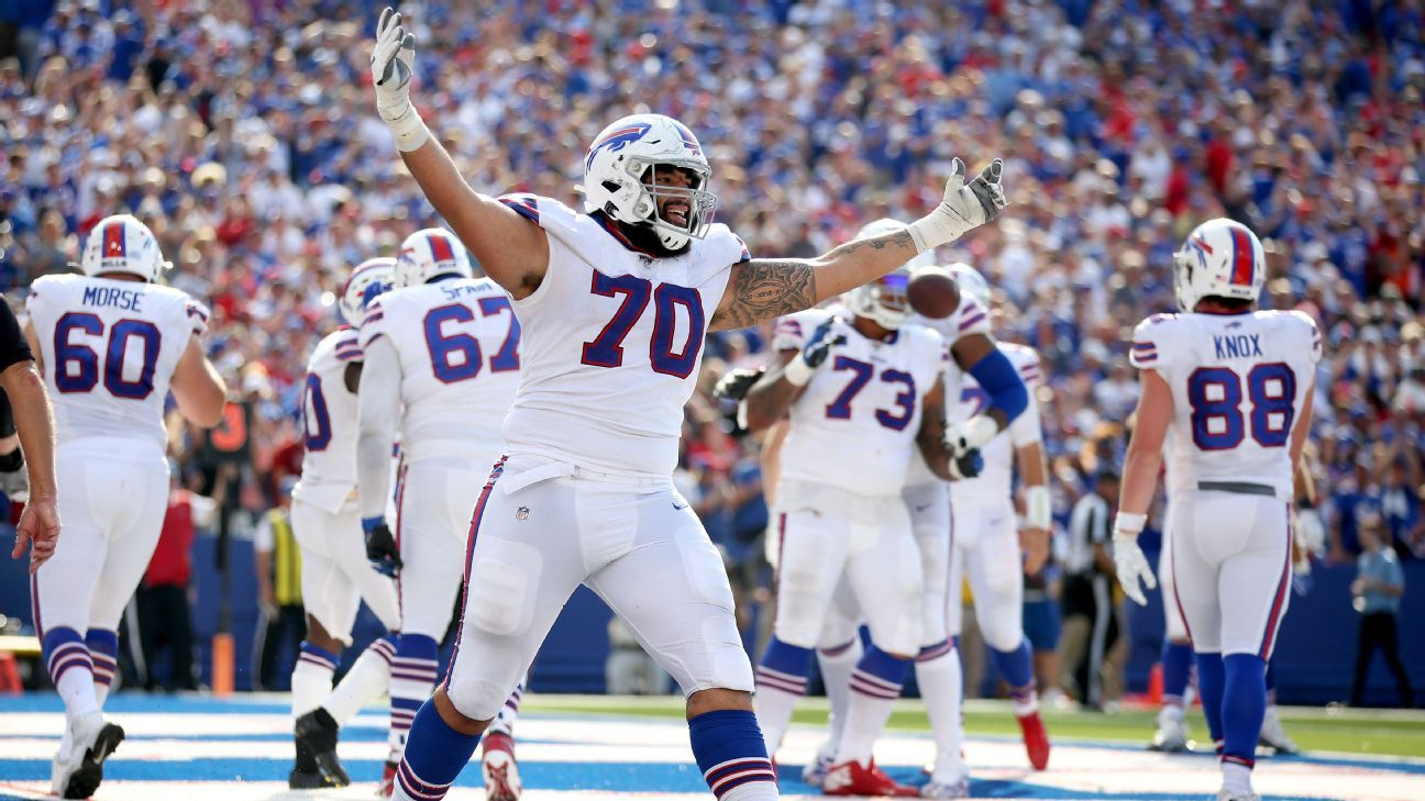 Let's overreact to Week 3 in the NFL: Are the Bills for real?