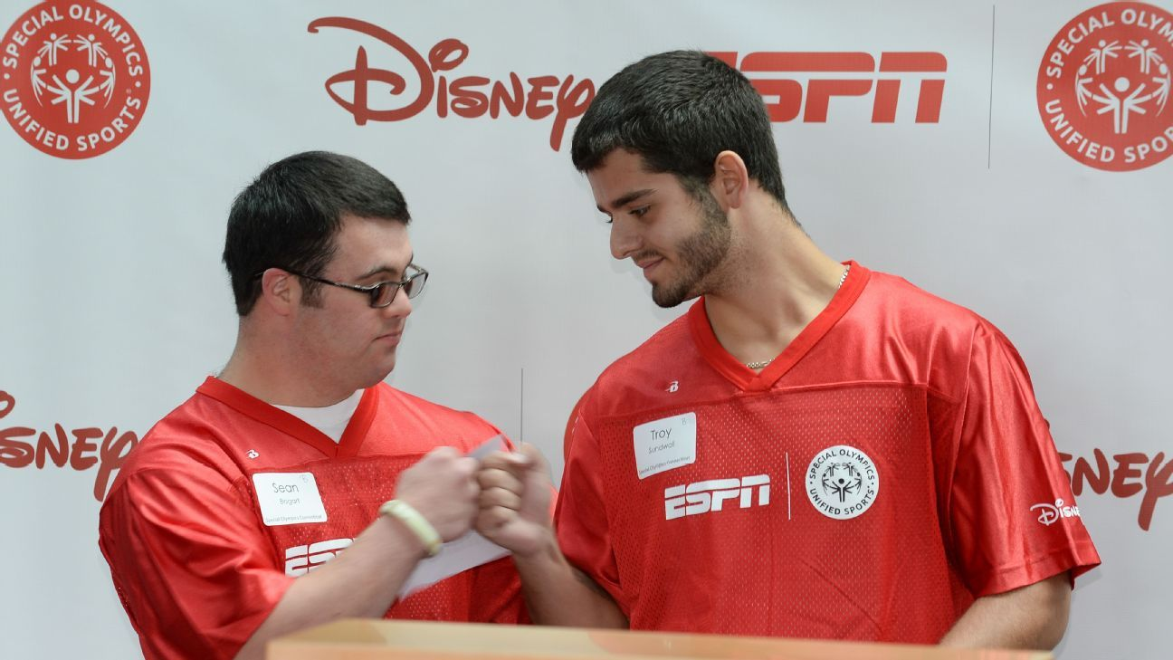 ESPN and Special Olympics Expand Relationship with Eight-year Broadcast Agreement and Extension as Global Presenting Sponsor of Unified Sports®