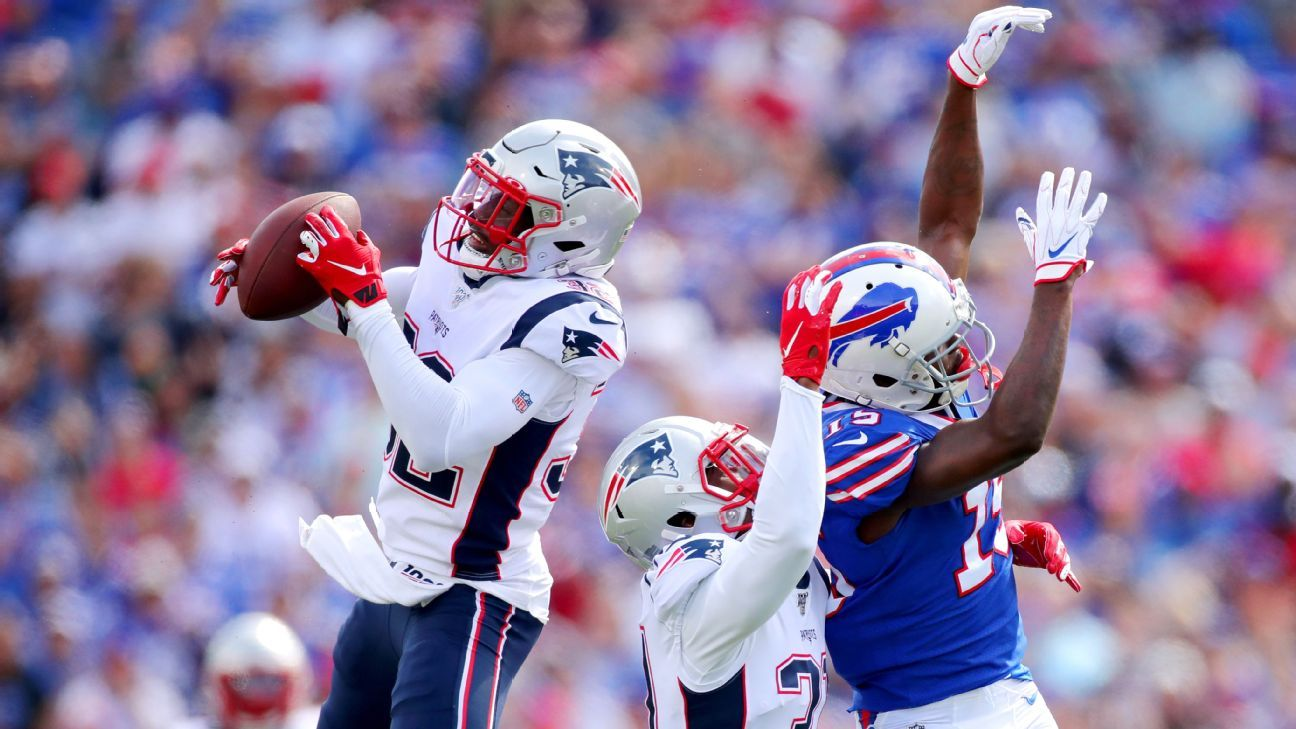 Patriots' D saves day as Tom Brady-led offense sputters