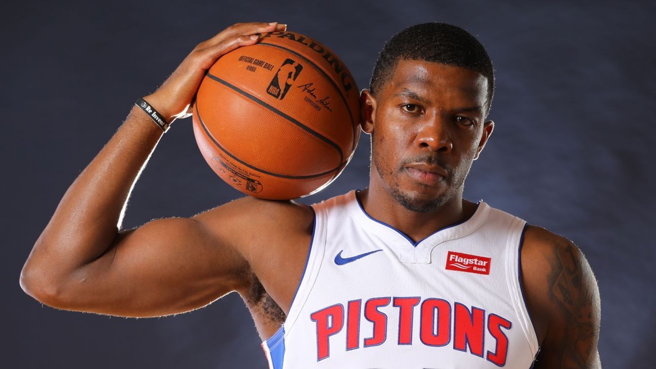 Pistons waive veteran NBA swingman Joe Johnson, source says
