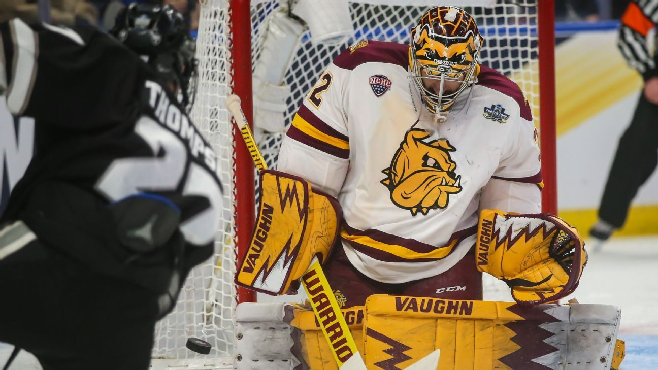 Peters and Bucci: 2020 Frozen Four picks, surprise college hockey teams