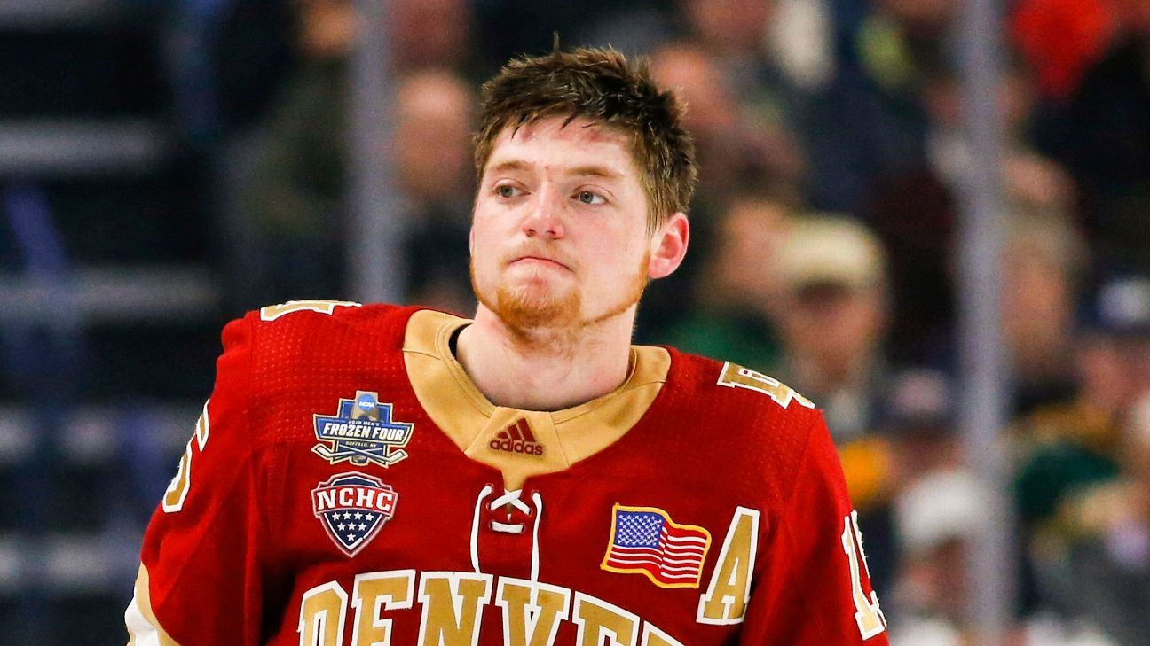 Men's college hockey preview: National title hopefuls, prospects to watch and more