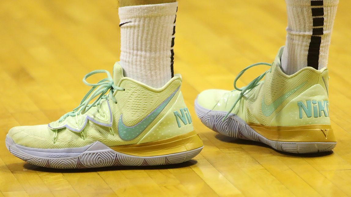 Which player had the best sneakers of Week 2 in the Governors' Cup?