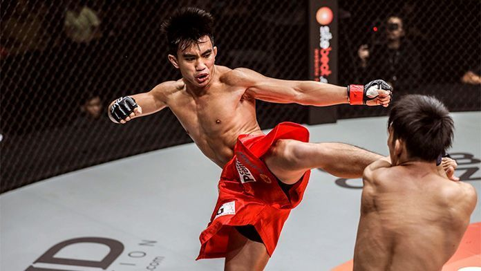Pacio to defend belt vs. fellow Filipino Catalan in ONE's next Manila event