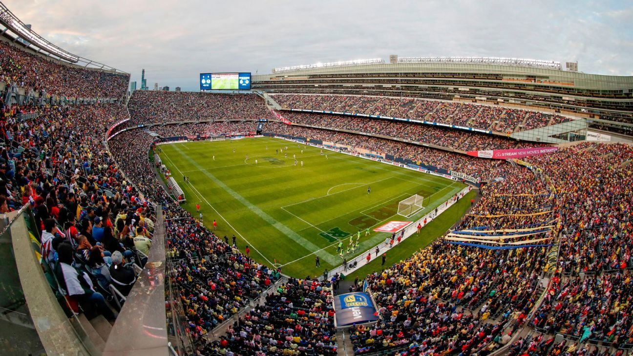 Chicago Fire Make Soldier Field Return Official For 20 Season