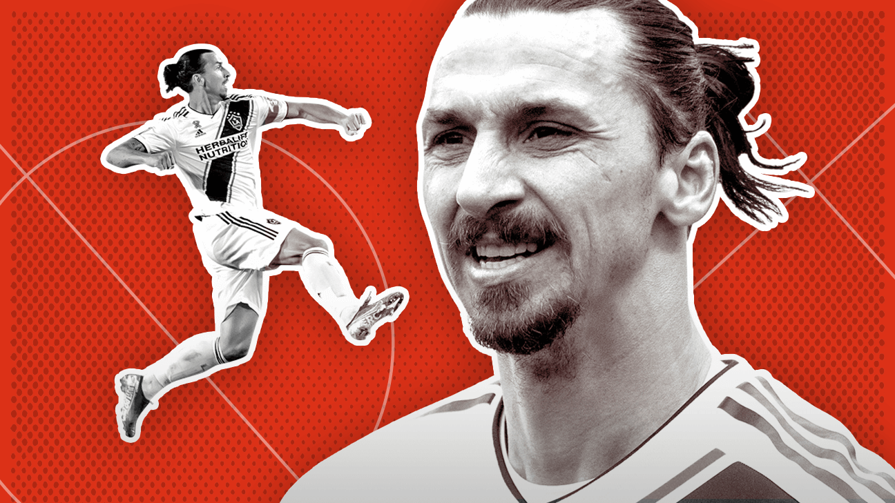 Zlatan Ibrahimovic The Best MLS Designated Player Of All