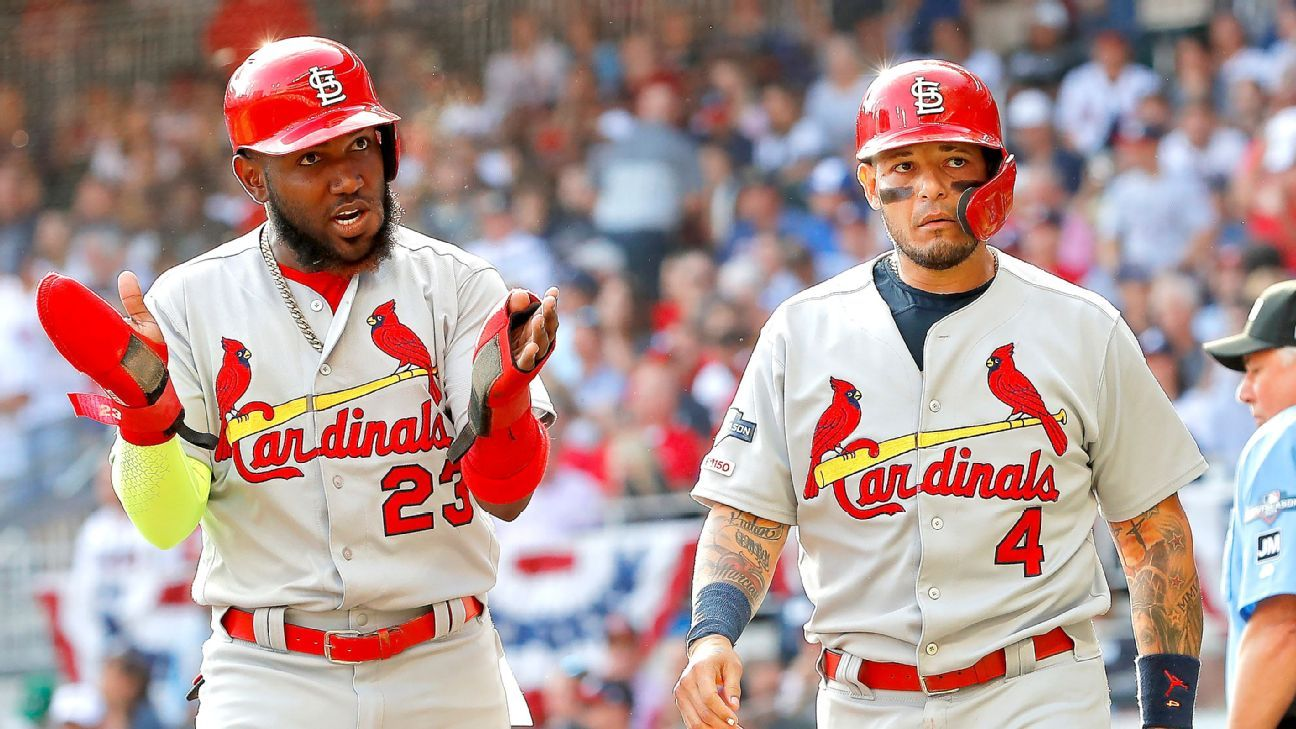 Cardinals match MLB postseason record with 10 runs in first