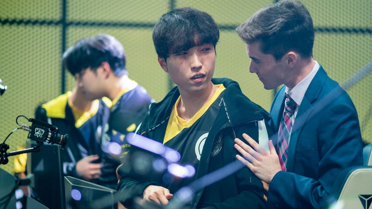 Lira's quiet, methodical path to his first League of Legends World Championship