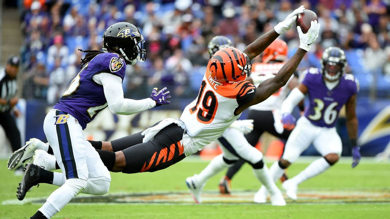 Bengals' offense remains nonexistent as winless season continues