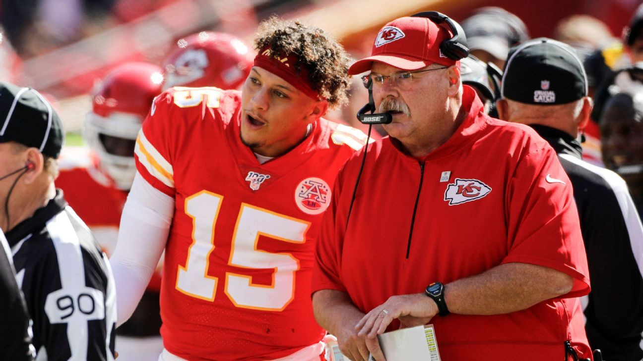 Let's overreact to Week 6 in the NFL: This Chiefs team has big issues