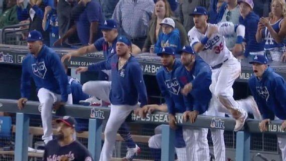 La 'bola muerta' engaña a jugadores, fans y camarógrafos en MLB I?img=%2Fphoto%2F2019%2F1016%2Fr613477_576x324_16%2D9