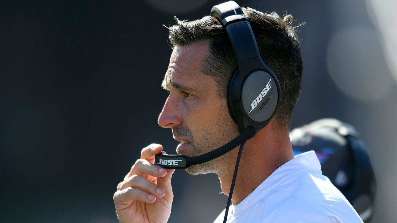 49ers' Kyle Shanahan says he's 'moved on' from Redskins dysfunction