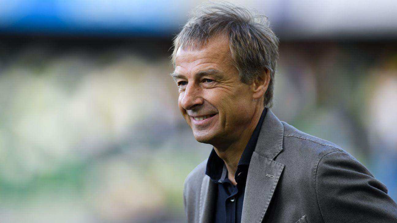 Copy Liverpool: Klinsmann's plan for Hertha
