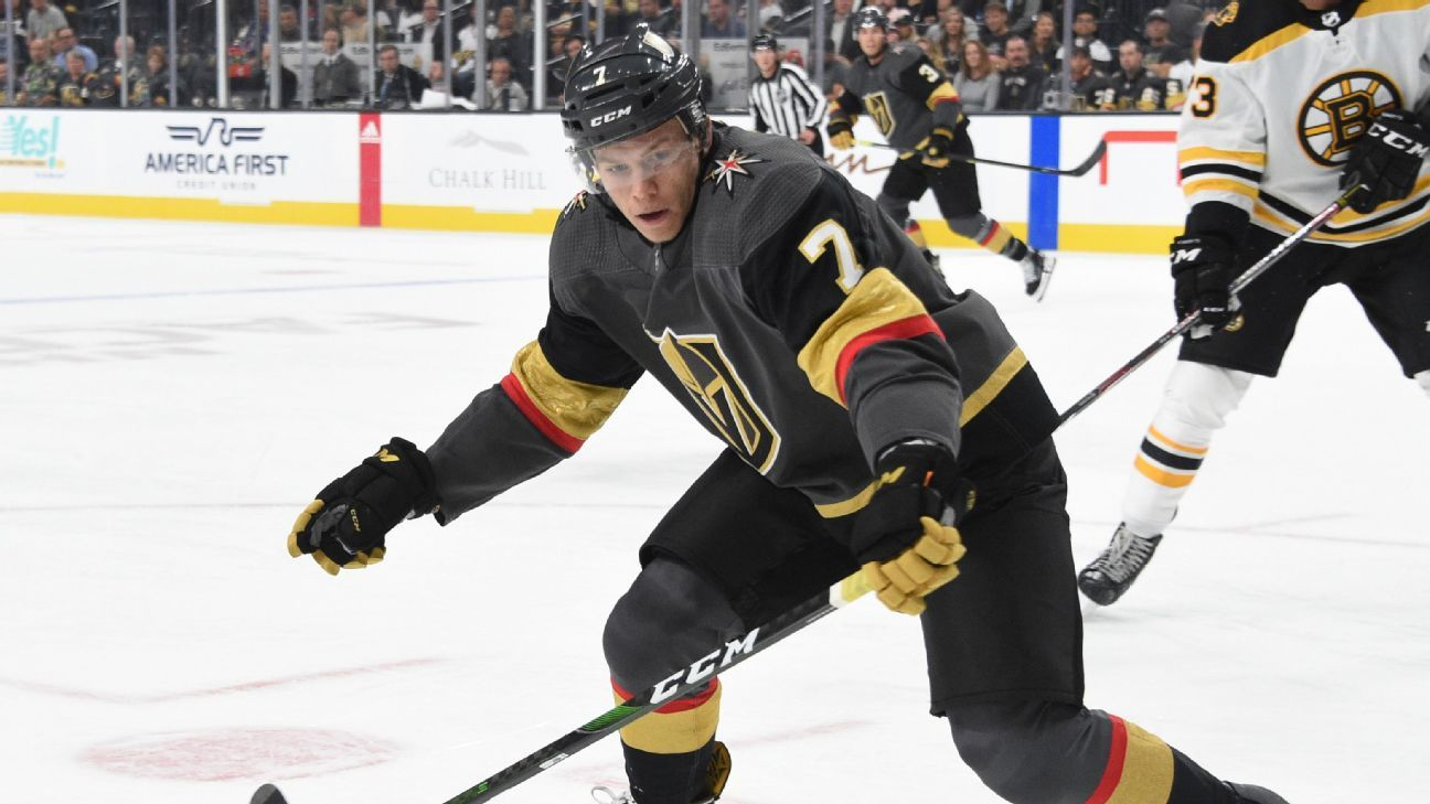 Golden Knights' Valentin Zykov unsure how he failed PED test