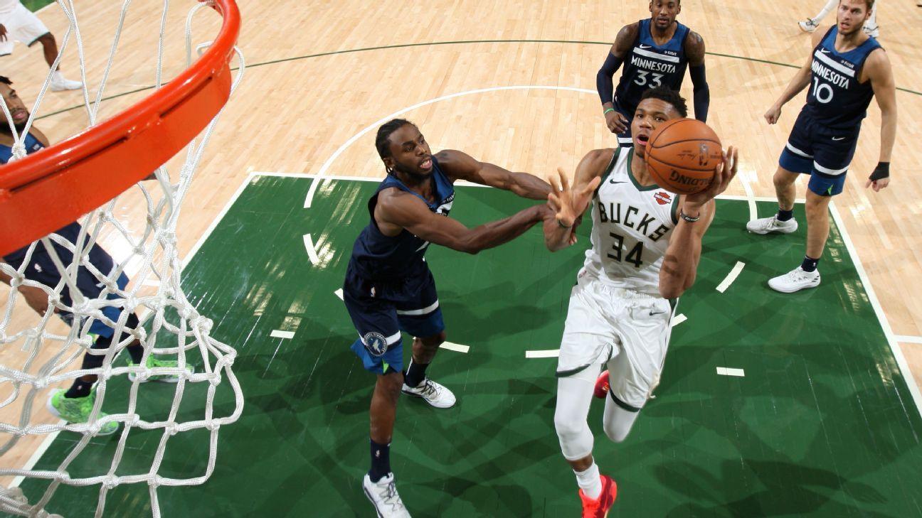 Giannis Antetokounmpo hoping Milwaukee Bucks' undefeated preseason built good habits