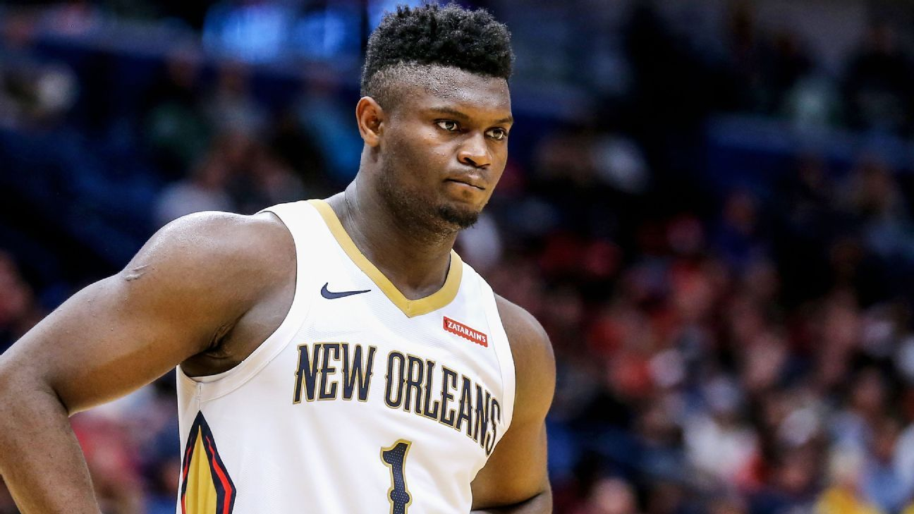 Zion leaves NBA bubble for 'urgent' family matter