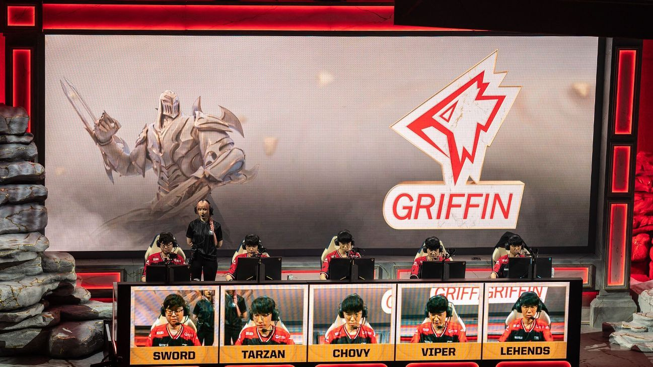 Riot Games investigating Griffin after allegations made by former coach
