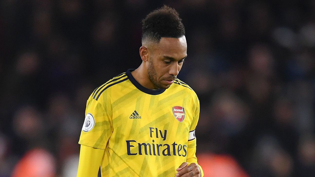 Aubameyang's poor play epitomises lacklustre Arsenal in loss to Sheffield United