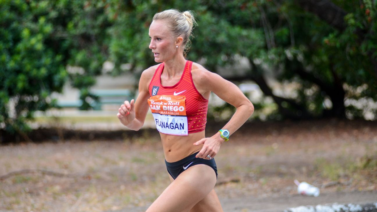 Shalane Flanagan, a model of consistency on and off the race course