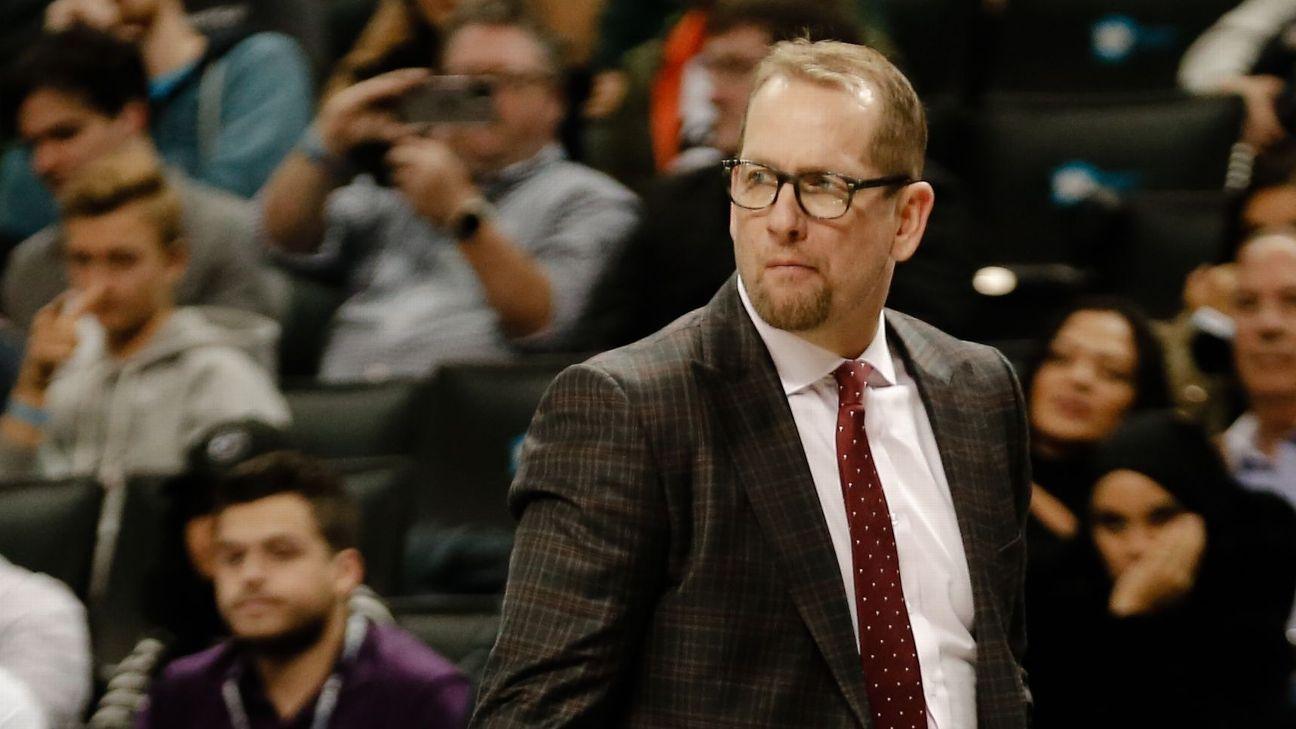 Virus sidelines 6 Raptors coaches vs. Rockets