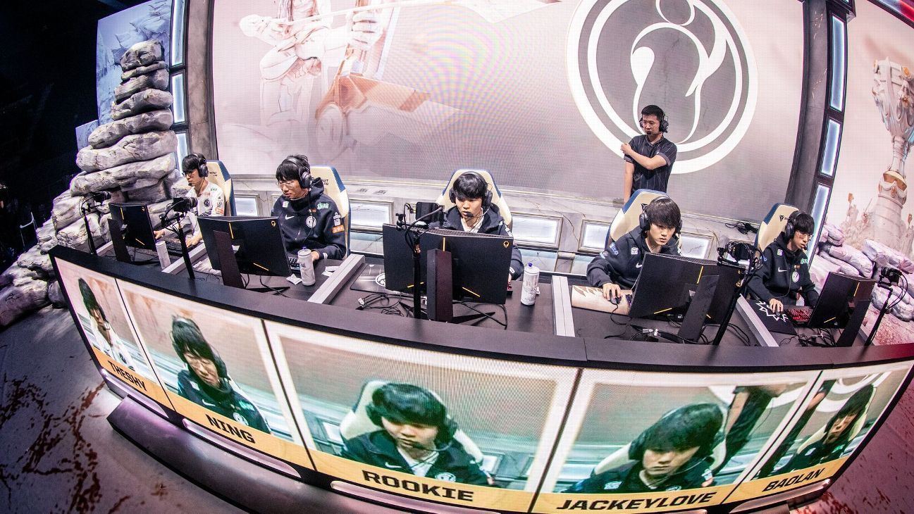 Worlds behind the numbers -- Invictus Gaming's TheShy ...
