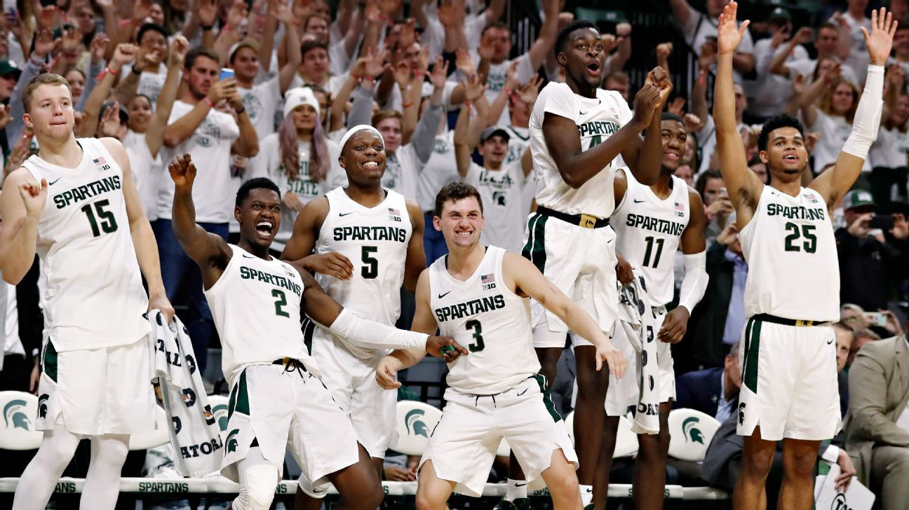 Michigan State favored in Vegas to win title