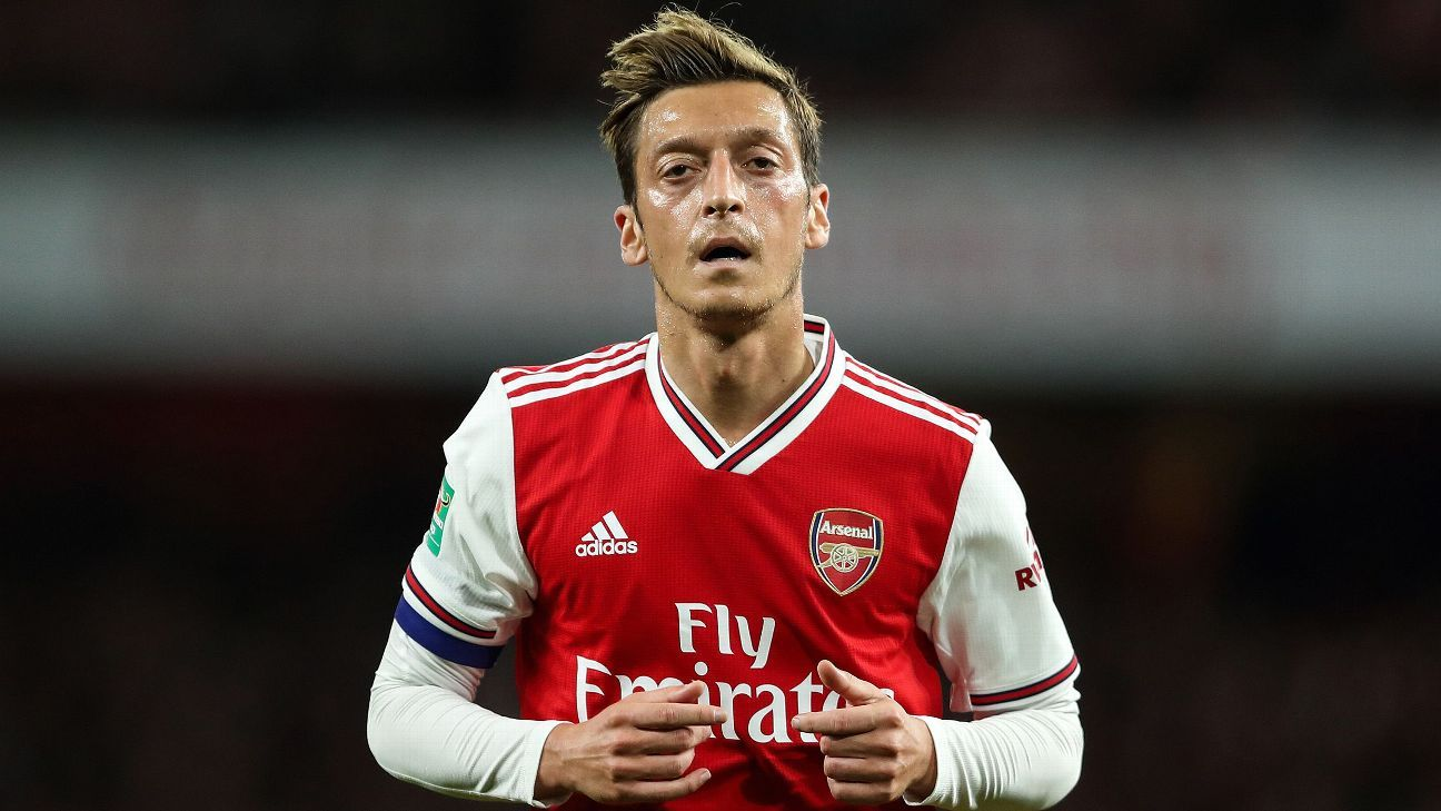 Ozil to focus on brand after Adidas deal - agent