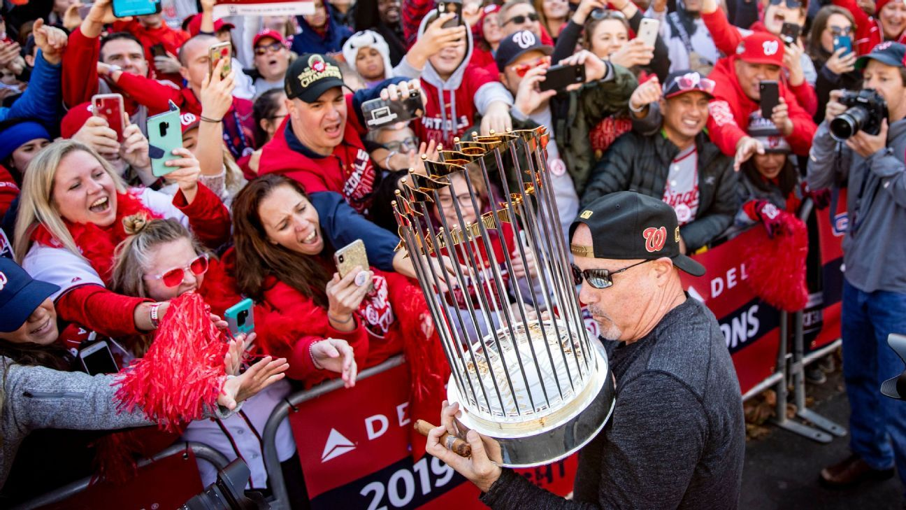 Nats owner: Parade worth the wait after 95 years
