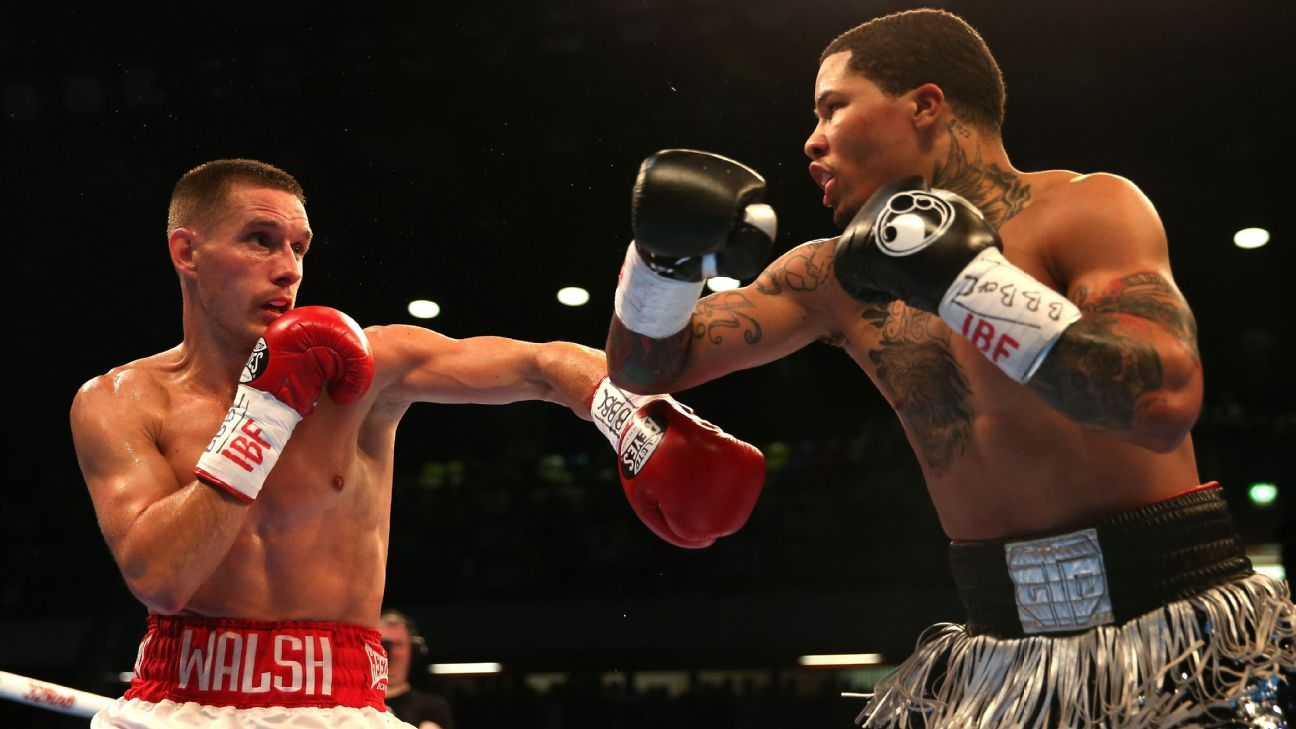 Liam Walsh looks to top Maxi Hughes in comeback and seek bigger belts