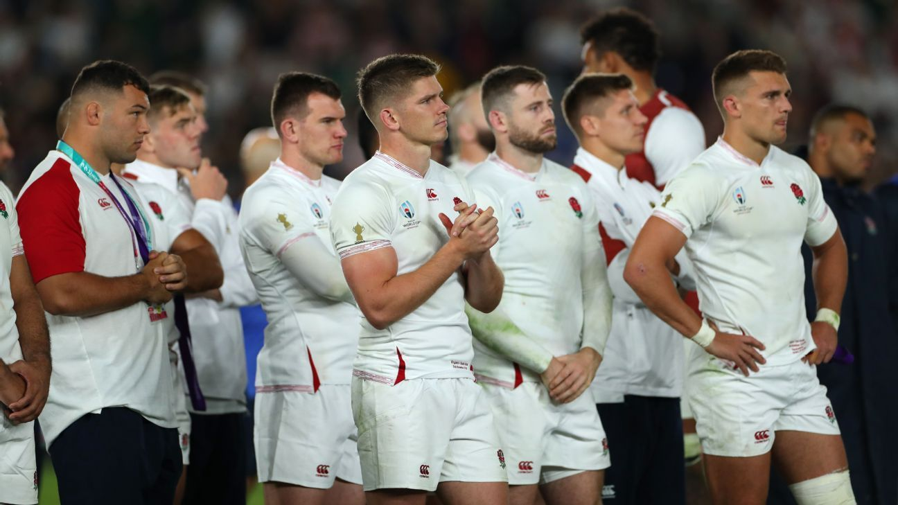 England set for Japan return for two-Test tour in 2020