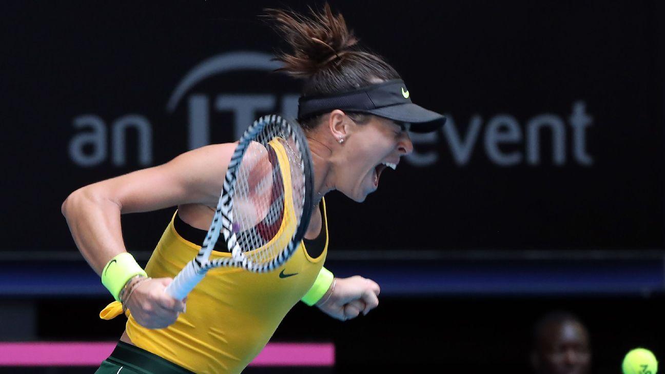 Ajla Tomljanovic helps Australia tie up Fed Cup final at 2-2