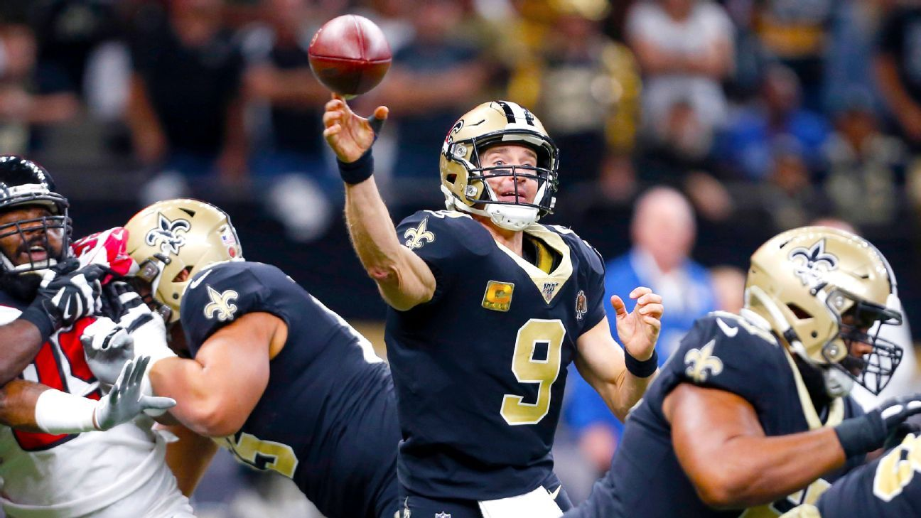 Week 10 NFL takeaways: What to make of upset losses by the Saints and Chiefs