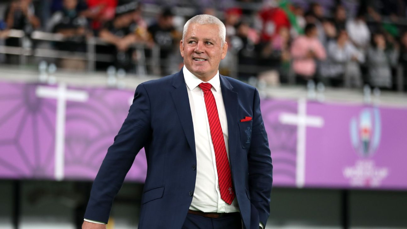 Warren Gatland: I turned down New Zealand chance to coach the Lions