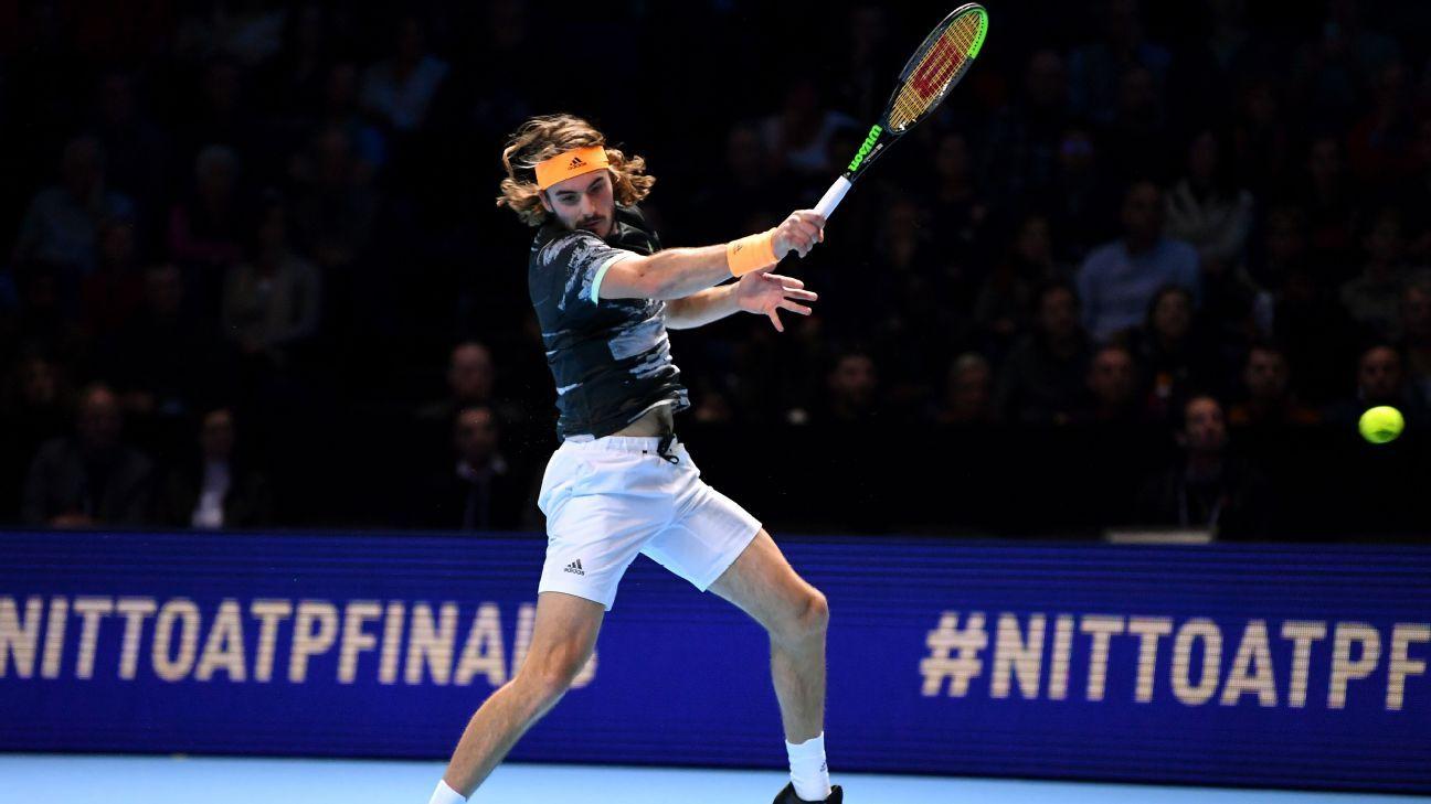 Stefanos Tsitsipas sweeps Roger Federer to reach final Dominic Thiem