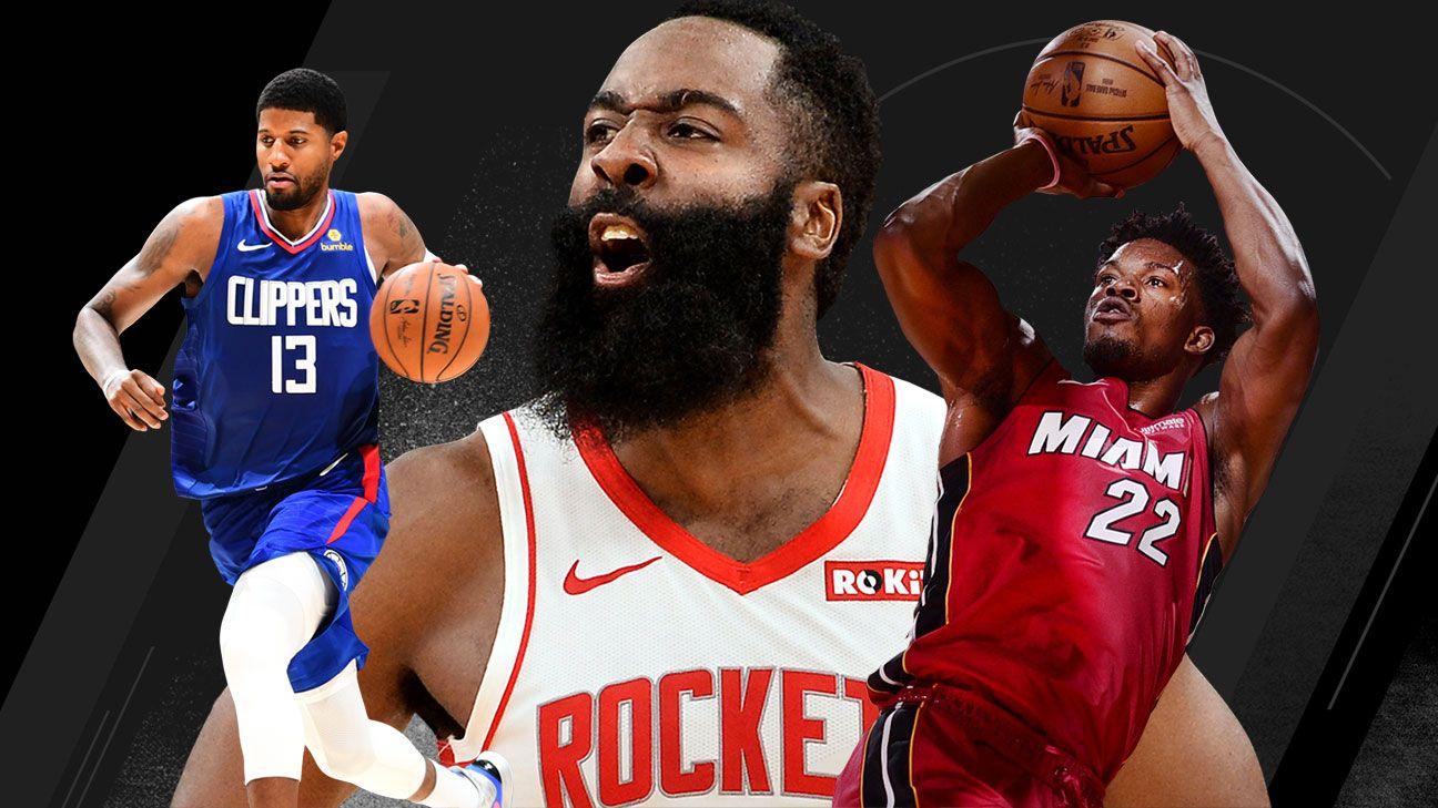 NBA Power Rankings: Houston, we have liftoff