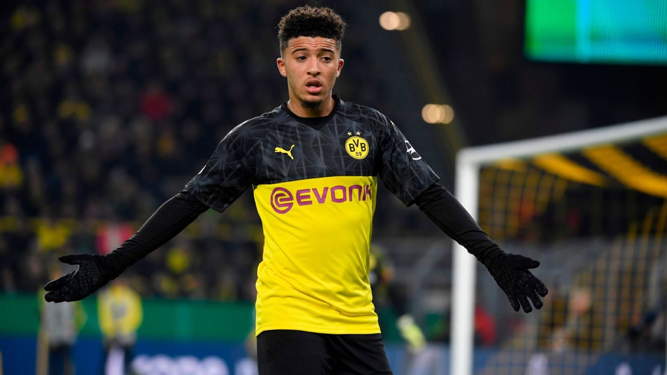 LIVE Transfer Talk: Liverpool to land Sancho and Berge in January?