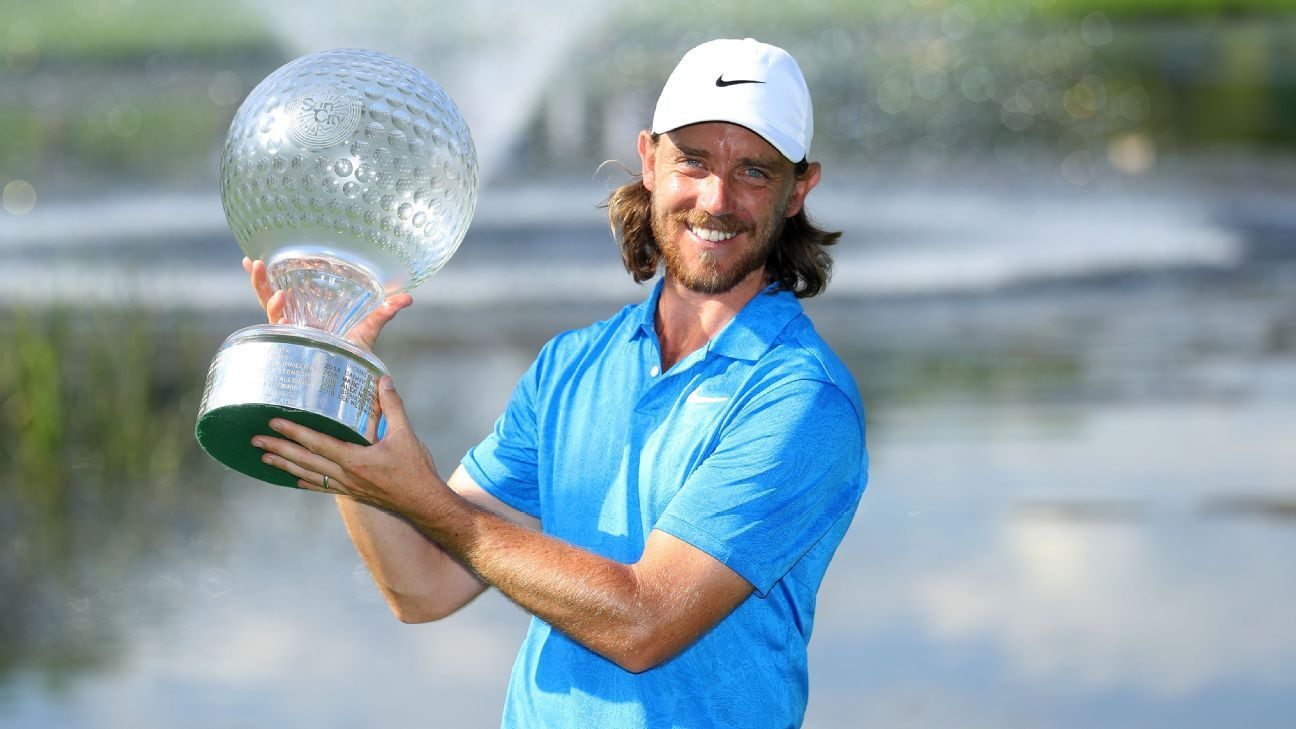 Tommy Fleetwood wins Nedbank Challenge after play-off