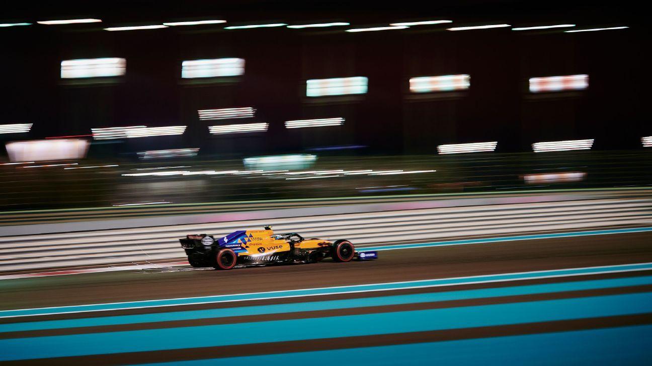 McLaren sets sights on top three teams