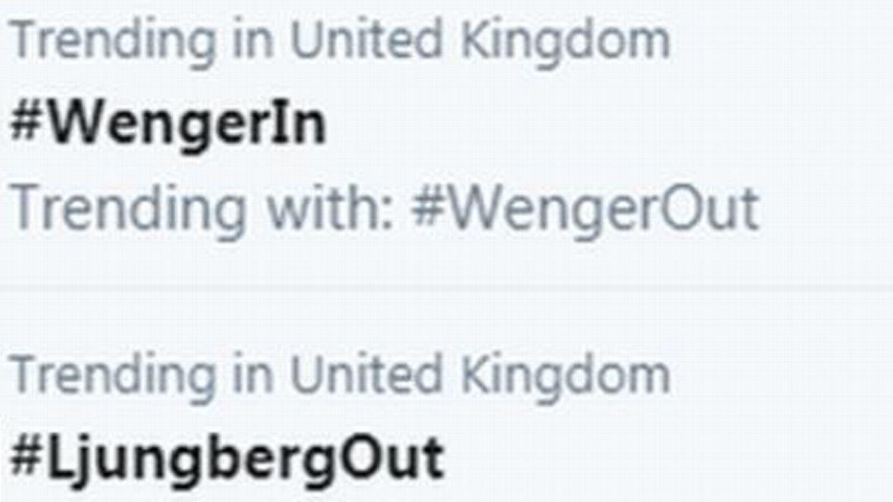 Arsenal crisis latest: Ozil ranting, Aubameyang disappearing, 'WengerIn' trending