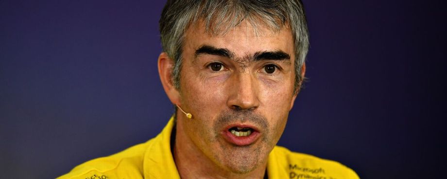 Renault techincal director Nick Chester departs
