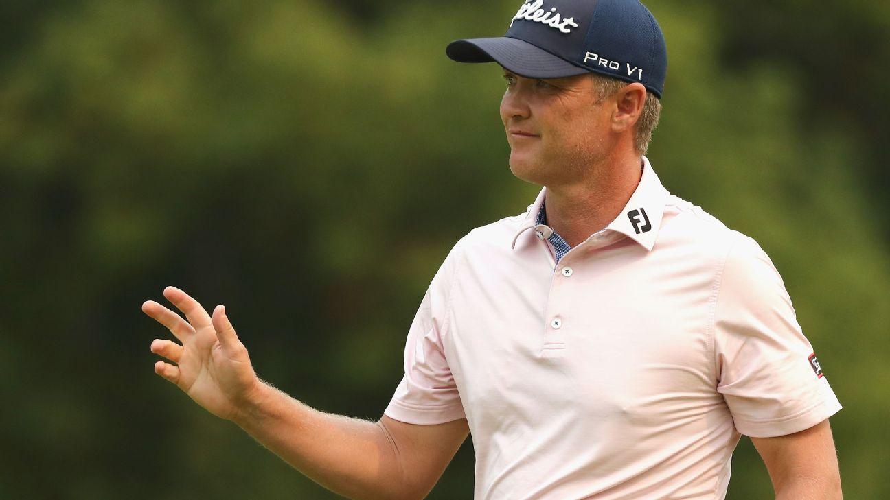Matt Jones wins Australian Open by 1 stroke over Louis Oosthuizen