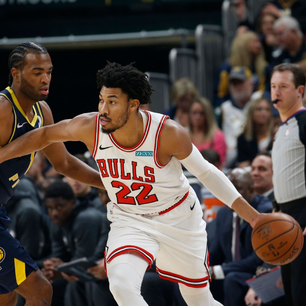 Bulls' Otto Porter Jr. out at least 4 more weeks with small fracture in foot