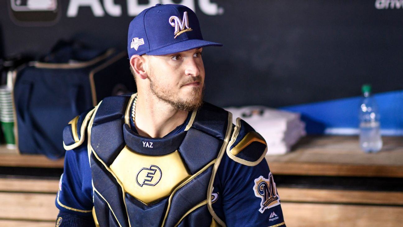 Yasmani Grandal could be fantasy's top catcher as a White Sox
