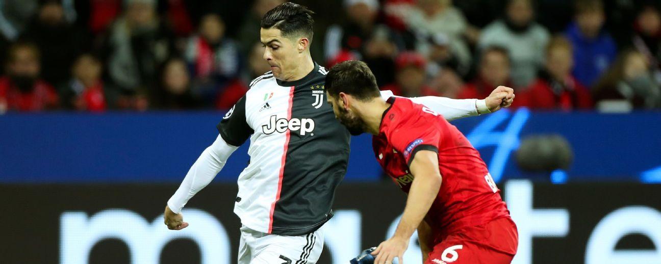 Bayer Leverkusen vs. Juventus - Reporte del Partido - 11 diciembre, 2019 - ESPN