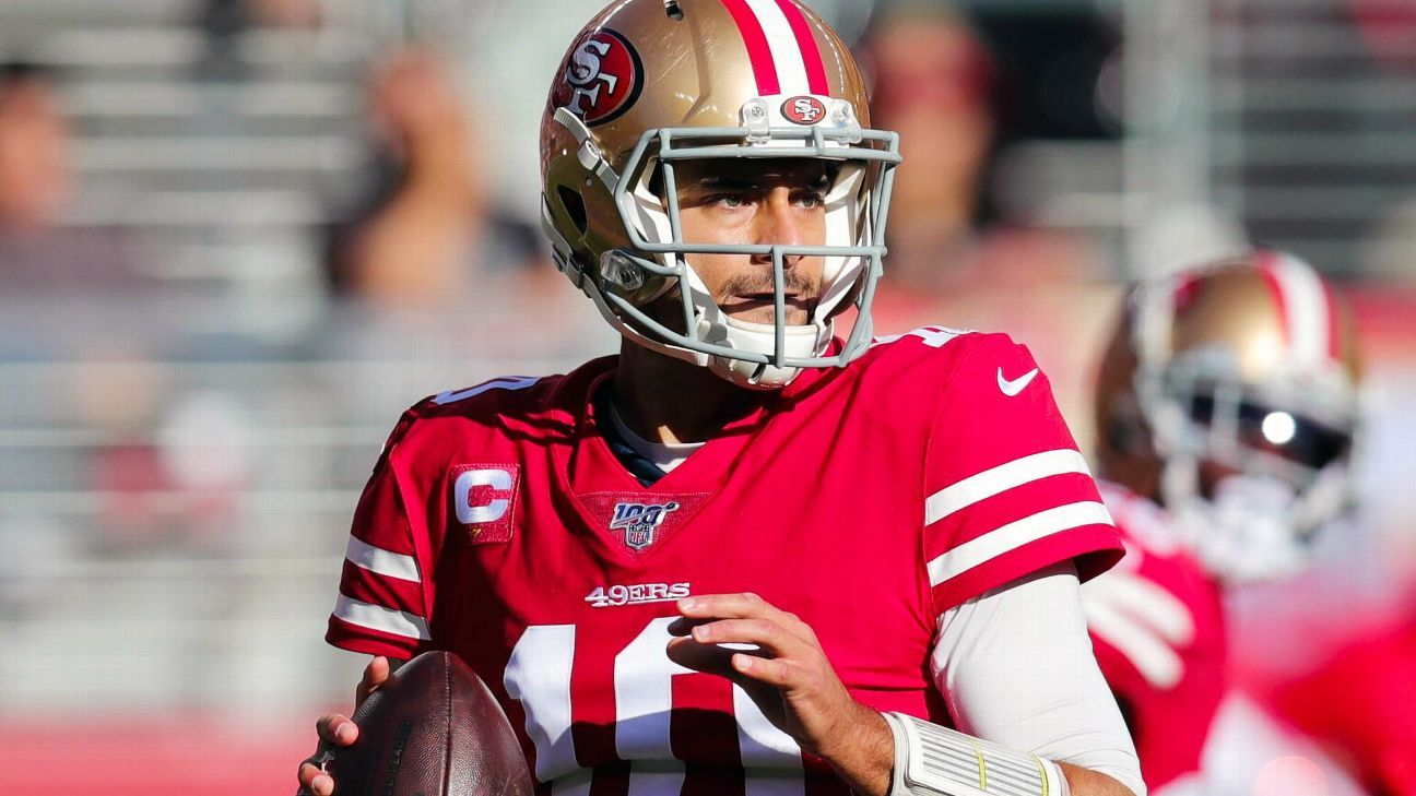49ers claim first playoff berth since 2013 with Rams' loss