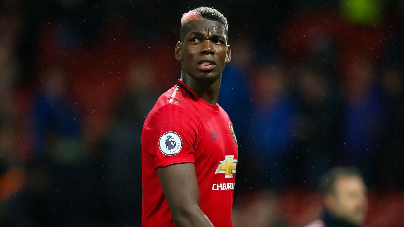 Man United optimistic of keeping Pogba beyond summer sources - ESPN
