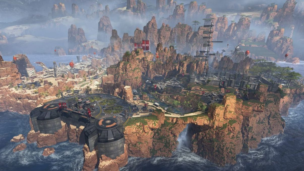Some of our favorite places to drop in Apex Legends' Kings Canyon