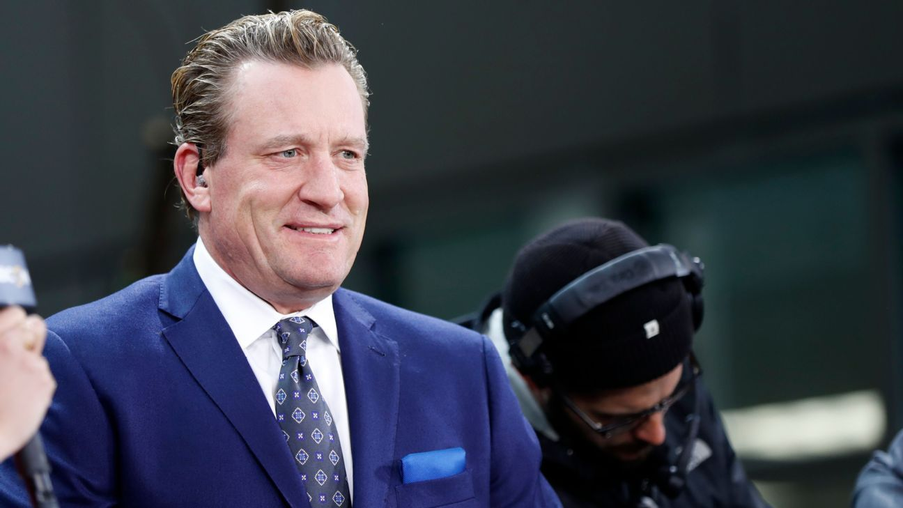 Roenick won't return to NBC after suspension