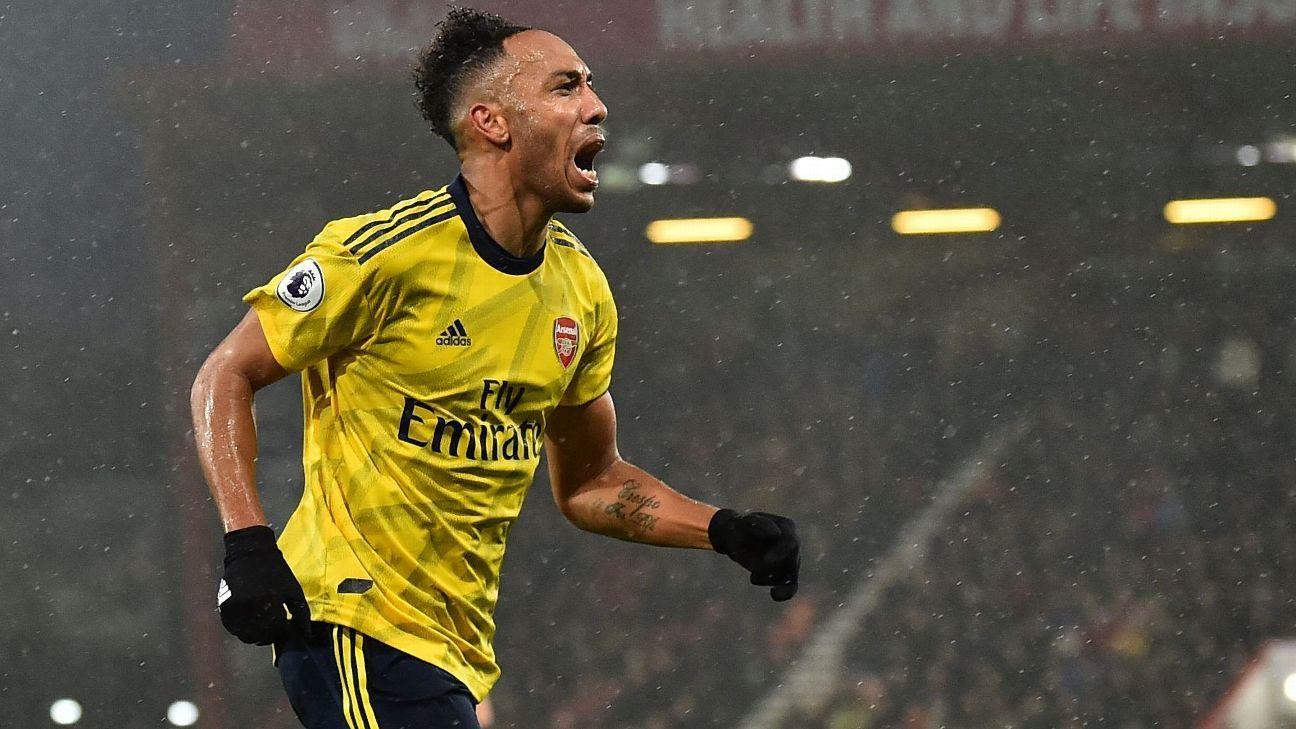 LIVE Transfer Talk - Inter target Arsenal's Aubameyang Man United's Martial - ESPN